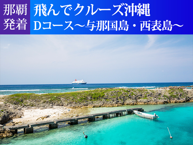 飛んでクルーズ沖縄Dコース~与那国島・西表島~