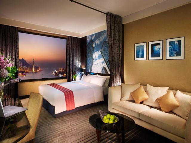 ハーバーグランド香港 香港・マカオの厳選ホテル 名鉄観光