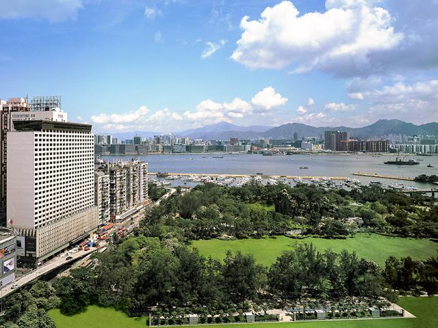 ザ パークレン香港プルマンホテル