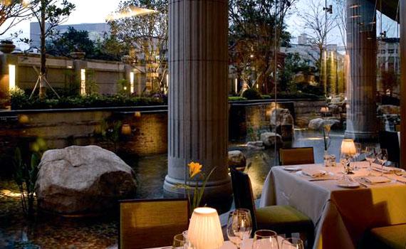 『ガーデンテラスレストラン』