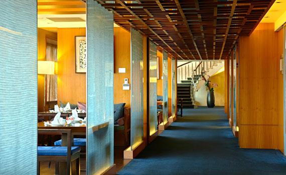 中華レストラン『請客樓』
