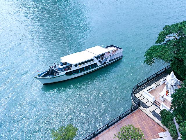 シャングリラ・ホテル・バンコク/Shangri La Hotel Bangkok