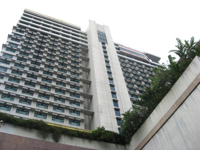 ニューワールド マニラベイ ホテル