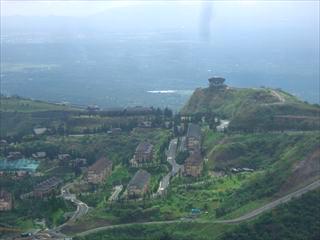 タガイタイ観光、世界最小の活火山「タール火山」見学(昼食付)