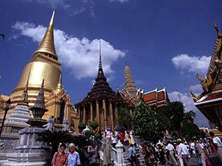 バンコク市内観光