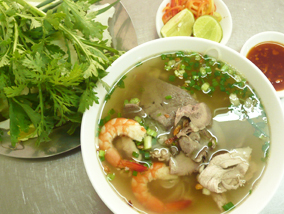 ベトナム9大麺を食すよくばりツアー【Aコース】